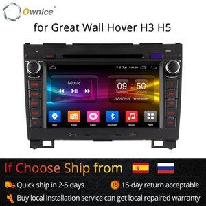 Ownice C500 SIM 4G LTE Android reproductor de DVD 6.0 Quad Core Auto en Greatwall Haval H3 libración H5 GPS Navi de radio WIFI 2GB 32GB