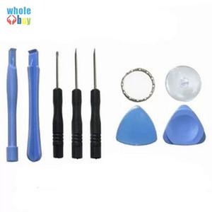 outils de bricolage Cell Phone 8 en 1 reparing Réparation Pry Kit Outils d'ouverture Pentalobe Torx Tournevis plat pour l'iPhone 4 4S 5 5s 6 téléphone Moblie