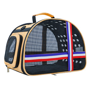 High Quality Cat Carrier Backpack Bag Carrying Cage Travel Luxury Pet Carrier Litttle Dog Carrier Cat Little Box Hamster Cage Outdoor Cat