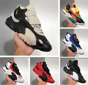 Dernier sport Speedwear Speed Turf XZ Femmes Hommes Chaussures de basketball Airing Barrage Mid QS Baskets Sport de Sport en plein air EUR 36-45