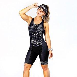الملابس الطريق الدراجة FRENESI النساء ركوب الدراجات ملابس بذلة مثير كولومبيا الإنحدار دعوى الترياتلون الرياضية skinsuit ciclismo موهير