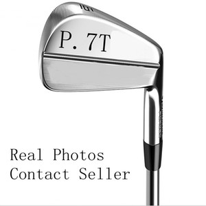 New Golf Clubs Irons Mill Grind P7TVV irons set R S Graphite Steel Shafts With Headcover Real Photos Contact Seller