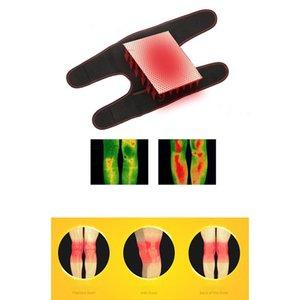 1 قطعة USB ساخنة ألم الركبة تستجمع قواها بالحرارة التدفئة الوسادة دعم لإغاثة التهاب المفاصل الانتعاش