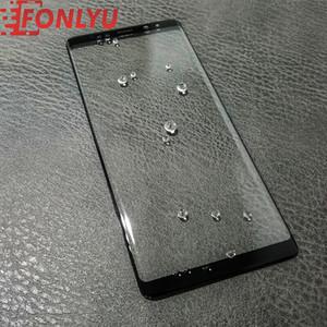 Samsung Galaxy S10 S10 artı LCD Dokunmatik Ekran Dış Cam Lens Onarım İçin Yeni A + Ön Dış Cam + OCA Değiştirme