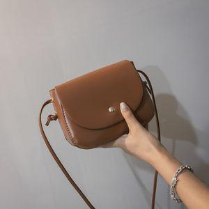 어깨 메신저의 요정 작은 가방 여름 새 인 슈퍼 화재 작은 사각형 가방 복고풍 핸드백 한국어 버전