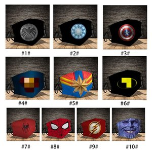The Avengers 4 Endgame Superhero Thanos Cosplay Masks Cotton High-end Mask Full Head Halloween Party Costume Props