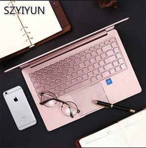 14 '' J4105 портативный ноутбук 8G RAM Высокоскоростной SSD Бизнес Управление Металл Notebook Rose Gold IPS Компьютер 2020 Новый студент Netbook