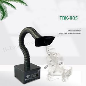 TBK-805 En Yeni Çeker Extractor Lehim Duman Arıtma Emici Toz Sigara Enstrüman Arıtma Arıtma Hava Toz Temizleyici Odası