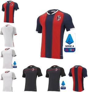 20 21 BOLOGNA FC 1909 Maillot football maison loin troisième 2020 Maglie da calcio Sansone Orsolini Tomiyasu Skov Olsen Soriano chemises S-XXL