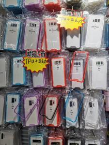 Commercio all'ingrosso 2020 newst Custodia antiurto PC radura TPU acrilico per iPhone 12 11 Pro Max XR XS MAX 7 8 Inoltre Samsung Note 10 S10 S20 Più
