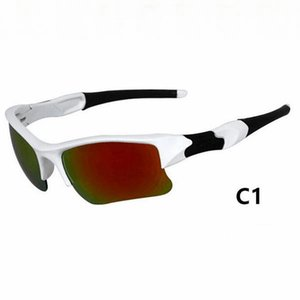 One-pcs with box.New Sunglass For Men's and Women's Sunglass Outdoor Sport sunglasses Google Glasses Free shipping