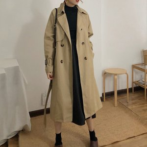 Mazefeng 2020 New Women Trench Cheap wholesale autumn winter Hot selling women's fashion casual Ladies work wear nice Coats