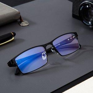 titanio gafas de equipo anti azul claro filtro de bloqueo Reduce la fatiga visual digital claros comunes Gaming Gafas Gafas TR90