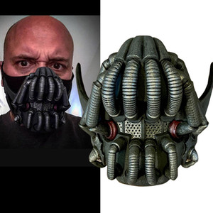 The Dark Knight Rises Bain Mask Mask Helmet Halloween New Cosplay Horror Props for cosplay DIY