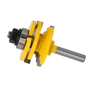 Ogee Rail & Stile Router Bit Cabinet Door Router Bits Wood Cutter Tools