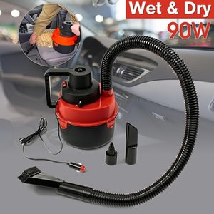 90w Car Mini Vacuum Cleaner Powerful Suction Rechargeable Mini Car Vacuum Cleaner Wet Dry Auto Portable for Home Pet Hair