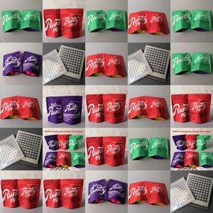 Bolsa bolsas Ecig 35g Og Prueba de embalaje Runtz Galletas olor ¡DHL cremalleras 35 Mod Sf Rojo Blanco Runtz gratuito Gramos verde Runtz Dihgi home2009