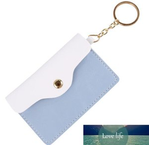 Card Holders Mix Color Women Hasp short Coin Purses