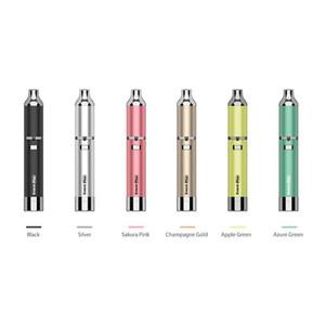 Authentic Yocan Evolve Plus 2020 Version 1100mAh Battery Wax Vaporizer Whit QDC Quartz Dual Coil Stealth Vape Pen