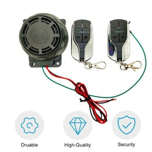 Remote Control Motorcycle Alarm Security System Motorcycle Theft Protection Bike Moto Scooter Motor Alarm System car