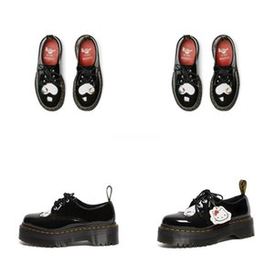 Qualidade Martin botas Shoe Casual Ankle Martin Botas Sapatos huaraches flip flops preguiçosos Scuffs Para Mulher Roman Martin Botas Shoe10 P49 # 949