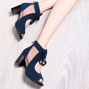2020 Elegant woman shoes fashion high heel hot seller new style women shoes