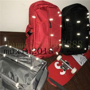 sup backpack 패션 핸드백 큰 용량의 원통형 여행 가방 다기능 신발 가방 피트니스 가방 메신저 가방 어깨 가방 무료 배송