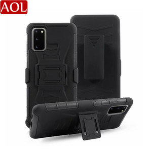 Future Armor Impact Hybrid Hard Case For iPhone 11 Pro XS MAX XR X 8 7 6 6s plus Stand Combo Cover For Galaxy S20 S10 Note 10 Plus Huawei