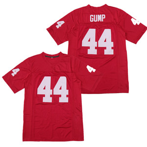 Filme Jersey 1995 Forrest Gump 44 Tom Hanks Red University of Alabama Football Jersey Sports AppAerl Tamanho costurado S-6XL