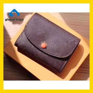 Klassische Mode-Trend Visitenkarte Clip Null Brieftasche, Kreditkartenclip, Passbuch, Null Brieftasche Hochwertige klassische Kartenbeutelmappe