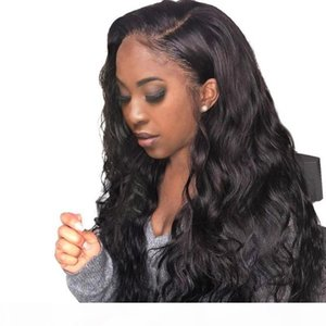 Human Hair Full Lace Wig Body Wave Preplucked Lacefront Unprocessed Brazilian Virgin Glueless Lace Front Wigs Baby Hair For Black Women