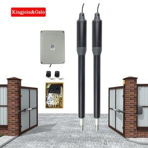 Automatic Duplo Swing portão Abridor, Portão abridor com controle remoto para industriais e residenciais