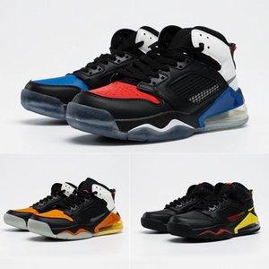 Haute Qualité rapide Mars 270 Jumpman Livré Tom Sachs Mars cour semelle extérieure Air chaussure de basket pour des chaussures de basket-ball Homme Concepteurs