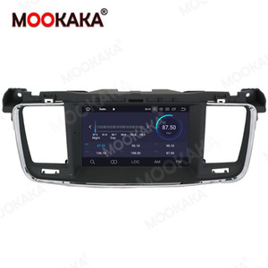 Android 10.0 64GB PX6 Car Radio GPS Navigation For 508 2011-2020 Head Unit Multimedia Player Auto StereoAudio Video DSP car dvd