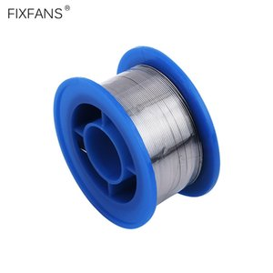 50g 60 40 Rosin Core Tin Lead Solder Wire Flux Soldering Welding Wire Roll 0.5mm 0.6mm 0.8mm 1.0mm for Electronics Repair Tools