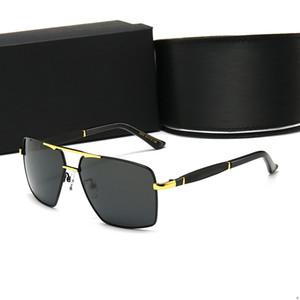 GIORGIO ARMANI 8845 Vidano 광학 라운드 메탈 선글라스 스팀 펑크 남성 여성 새로운 패션 안경 럭셔리 디자이너 레트로 빈티지 선글라스 UV400