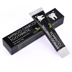 Tooth Care Bamboo Natural Activated Charcoal Toothpaste 105g Teeth Whitening Toothpaste Oral Hygiene for Adult