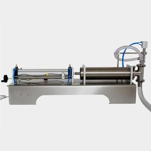 Eléctrica semi automático de líquidos botella de llenado de la máquina de llenado digital de bomba Transportadores Agua Potable jugo máquina de llenado de aceite de oliva