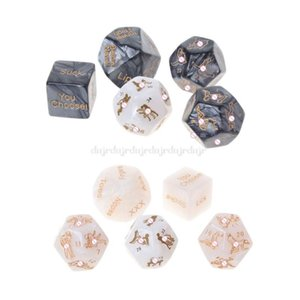 5pcs Sex Dice Fun Adult Humour Game Erotic Love Sexy Posture Bar Toy Couple Gift N20 dropship