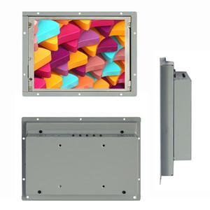"""8.4 """"بوصة عرض الصناعية وشاشات الكريستال السائل 800X600 HDMI DVI VGA USB جزءا لا يتجزأ من فتح الإطار اللمس PC مراقب شاشة LCD"""
