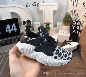 Cheap Designer toddler Kids Prophere Leopard Youth Running Sneakers shoes chaussure de sport pour enfant boys girls Casual Trainers