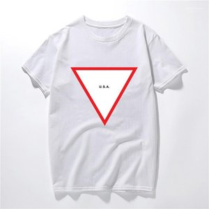 Letter Print Summer Clothes Fashion Ladies Teenager Jeans Tops Womens Tshirt Designer Inverted Triangle USA