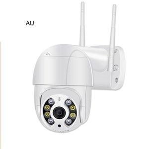 1080P FHD ip camera wifi webcam mini security kamera outdoor cctv Waterproof Two-way Audio IR Night Vision camara de seguridad
