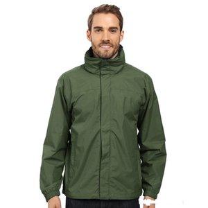 Mens Jacket Spring Autumn outwear Jacket Windbreaker Hoodie Zipper Fashion Hooded Jackets Coat Outdoor Sport Asian Size Men's Clothing hot