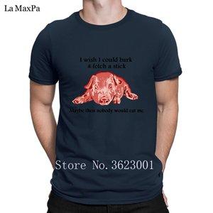 남성 돼지 꿈 T 셔츠 남성 남여 슬로건 남성 유로 크기에 인쇄 편지 T 셔츠는 S-3XL 흥미를