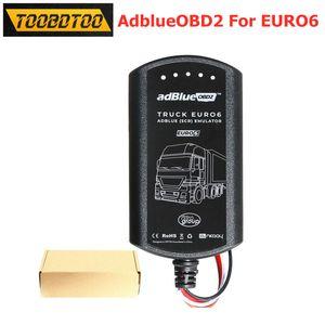 Новые AdblueOBD2 Emulator Для Euro6 Для Heavy Duty Truck OBD2 Air Bag Инструменты сканирования и Симуляторы