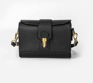 Импортные верхнего слой коровьей модно текстуры сумка сумка сумка Cross тело площадь сцепление Сумка сумка