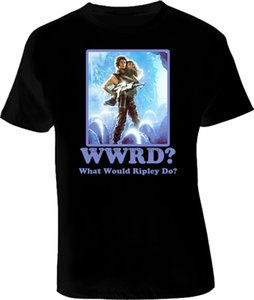 Ellen Ripley WWRD cosa sarebbe Ripley Do T Shirt