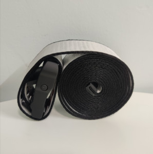 Bset vente Boucle de ceinture pour couple très épais Ceinture en toile style industriel délicat Alphabet broderie Webbing Supply Mode