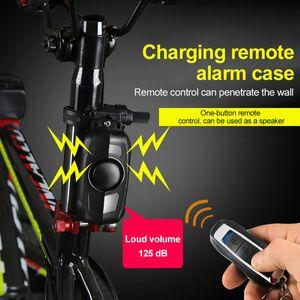 Kablosuz Bisiklet Anti-Theft Alarm Uzaktan Kumanda Motosiklet Bisiklet Güvenlik Alarm 150 DB Elektrikli Araç Sensörü Dropshipping